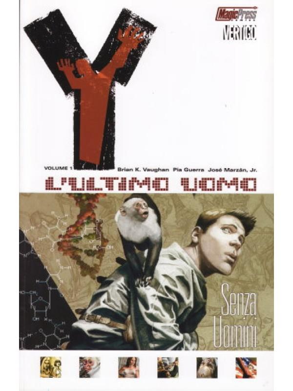 Y - L'Ultimo Uomo - Magic Press/Planeta DeAgostini - Serie completa 1/11 (Prima Edizione)