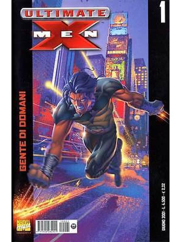 Ultimate X-men - Marvel Italia - Sequenza in blocco 1/30