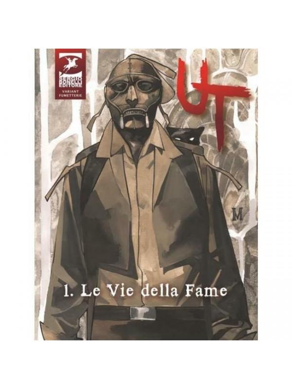 UT - Variant Fumetterie - Sergio Bonelli Editore - Serie completa 1/6