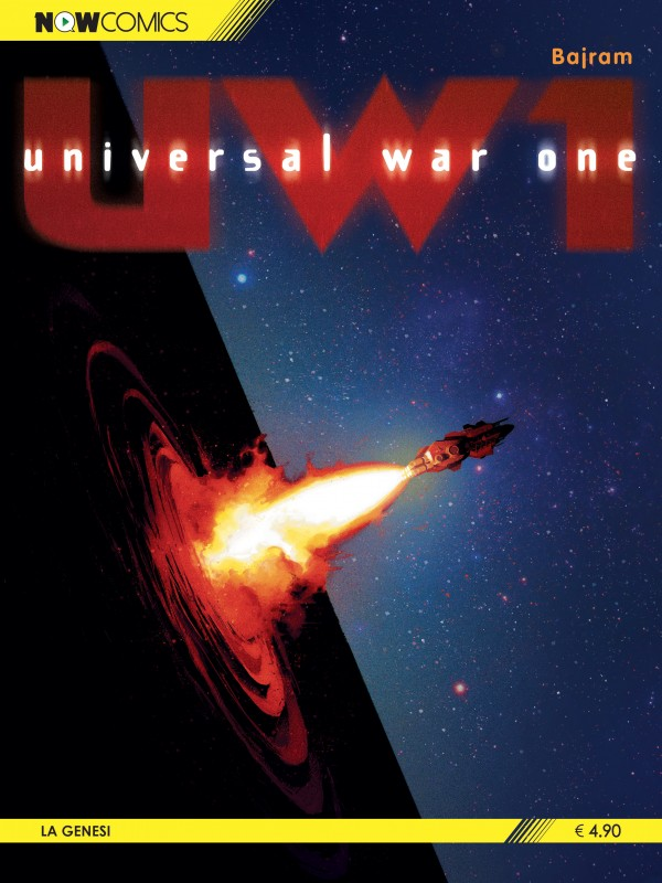 Universal War One - Now Comics - 001 Edizioni - Sequenza in blocco 1/2