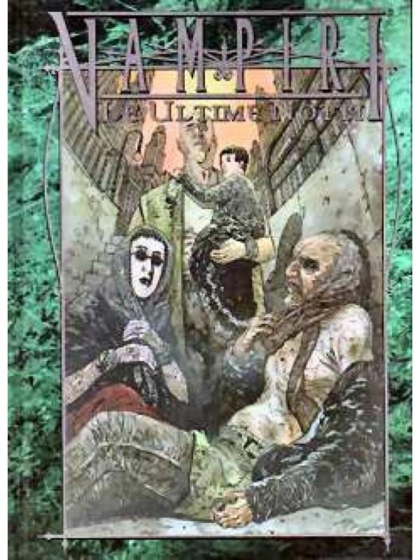 Vampiri La Masquerade - Le Ultime Notti - 25 Edition