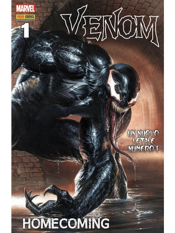 Venom - Panini Comics - 2018 - Sequenza in blocco 1/10