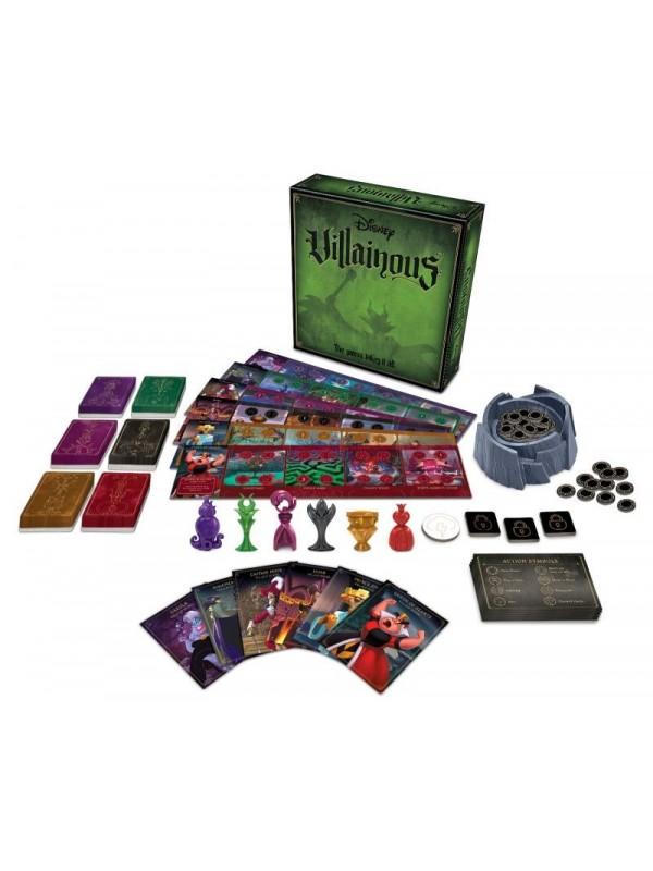 Villainous - Disney - Wonder Forge - Gioco da tavolo
