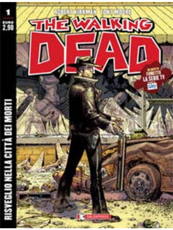 Walking Dead (edicola) New Edition - Saldapress - Sequenza in blocco 1/21