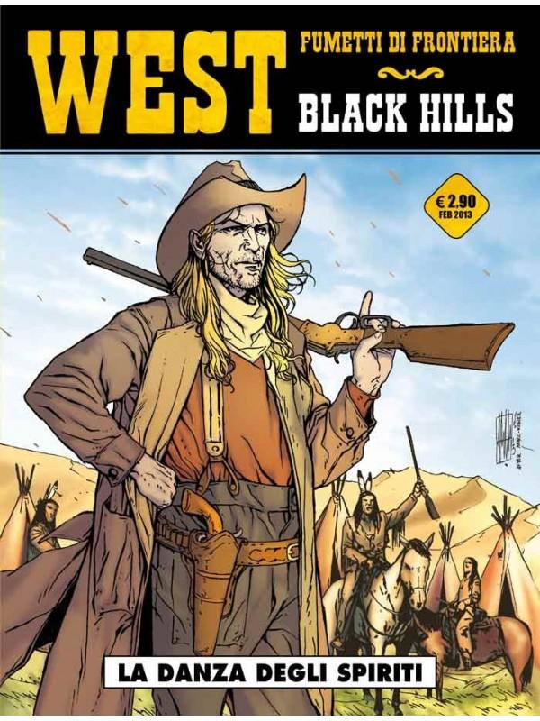 West Fumetti di Frontiera - Cosmo - Sequenza in blocco 1/17