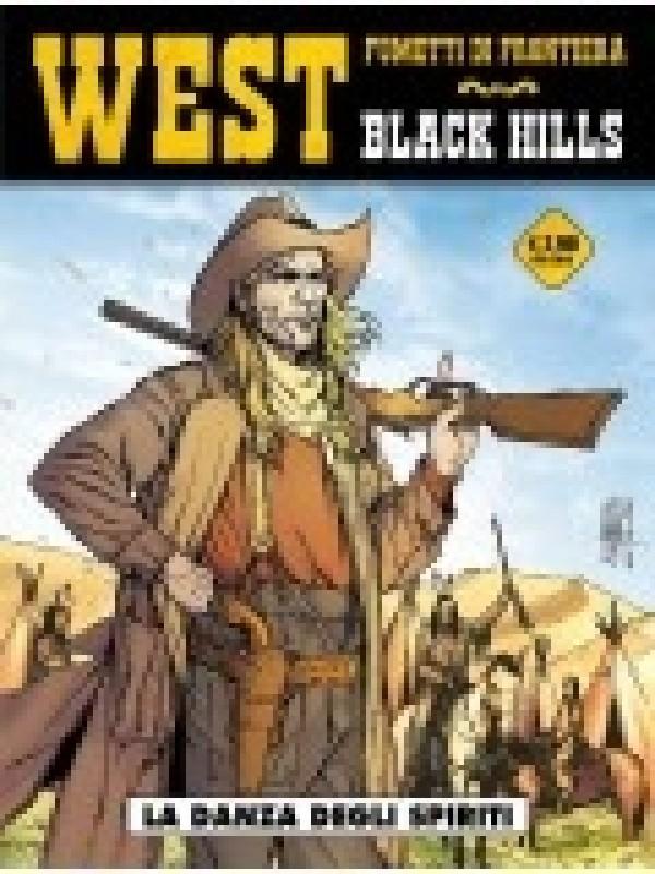 West Fumetti di Frontiera - Cosmo - Sequenza in blocco 1/4