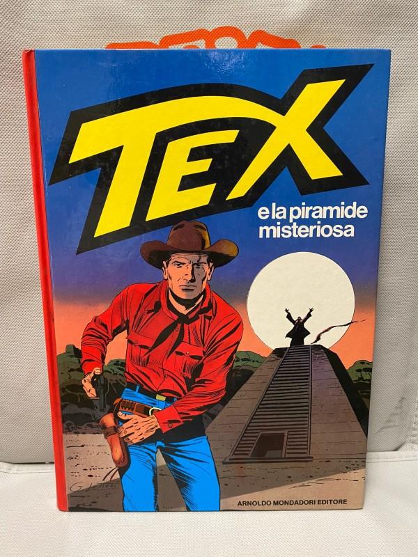 Tex e la Piramide Misteriosa - Tex Cartonati - Arnoldo Mondadori Editore
