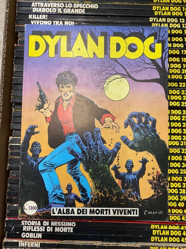 Dylan Dog - Serie completa nn. 1/400 - Sergio Bonelli Editore