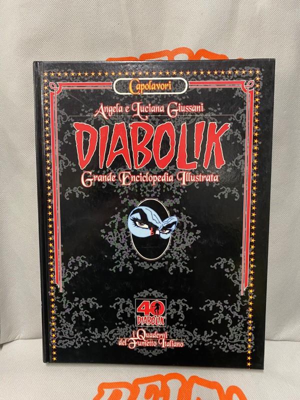 Diabolik - Grande Enciclopedia Illustrata (3° Edizione) - Paolo Ferriani Editore