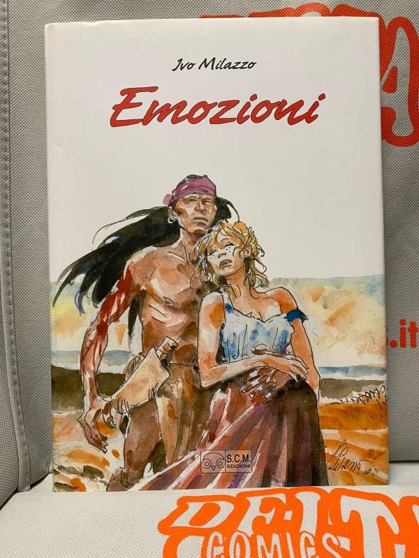 Emozioni - Ivo Milazzo (2010) - Autografato dall'autore - Copia 264/500 - S.C.M Edizioni