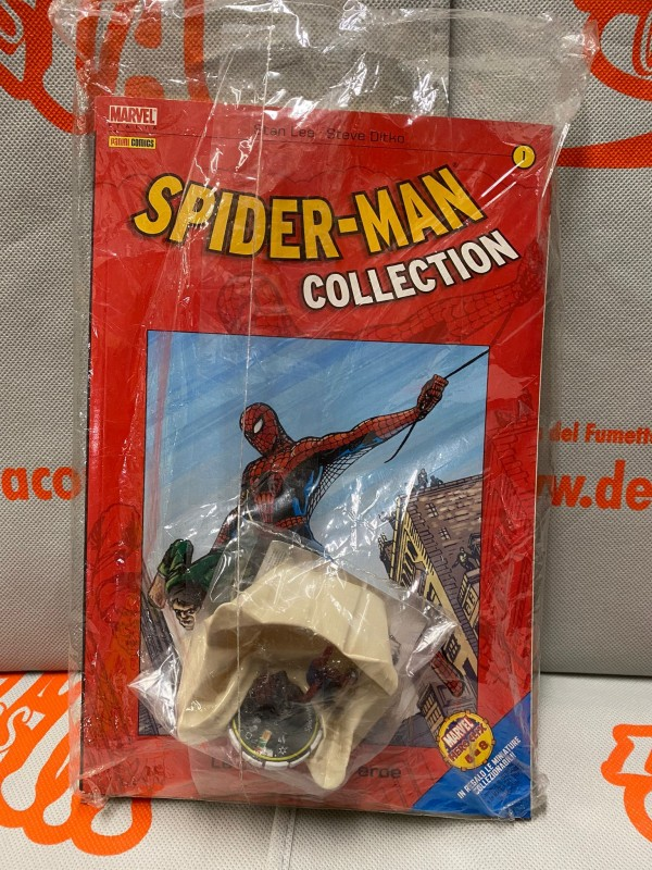 Spider-man Collection 1 - Marvel Italia (2004) -  Panini