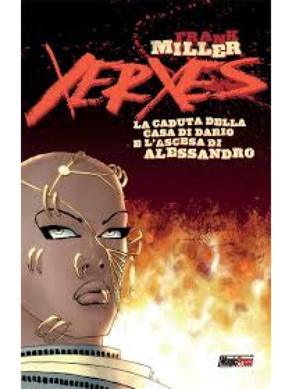 Xerxes - Magic Press - Serie completa 1/5