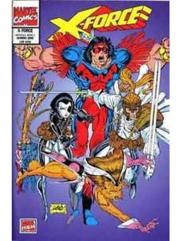 X-Force - Marvel Italia - Serie completa 0/17