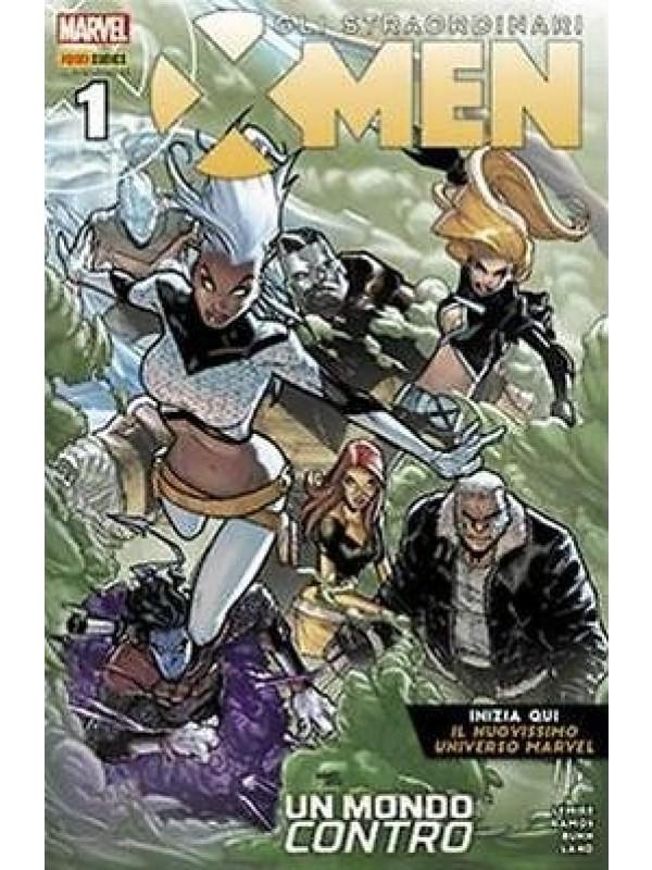 Gli Straordinari X-Men - Gli Incredibili X-Men - Panini Comics - Serie Completa 1/17