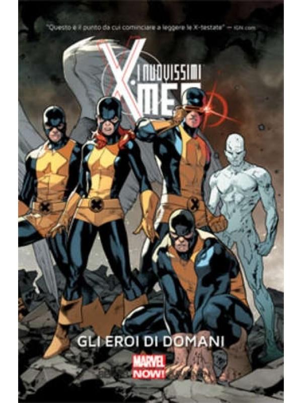 I Nuovissimi X-men Volume - Marvel Now! - Panini Comics - Serie completa 1/7