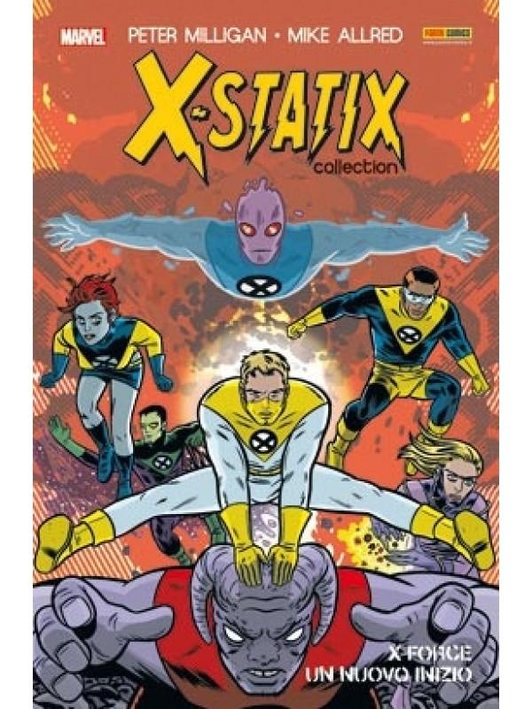 X-Statix Collection - Panini Comics - Serie completa 1/7