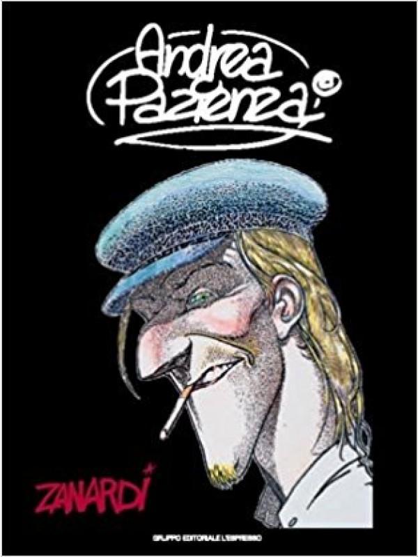Andrea Pazienza - Gruppo Editoriale L'Espresso - Serie completa di 4 volumi